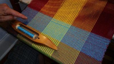 Peters Valley Weaving Daryl Lancaster c