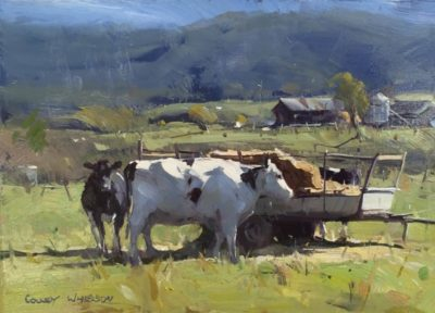 1. Kiewa Valley Cows, AUST by Colley Whisson