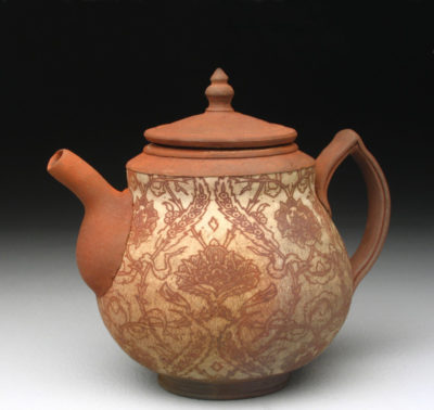 11. Red Teapot 9