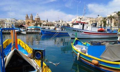 Maltese harbour