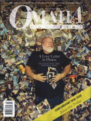 Omaha magazine cover