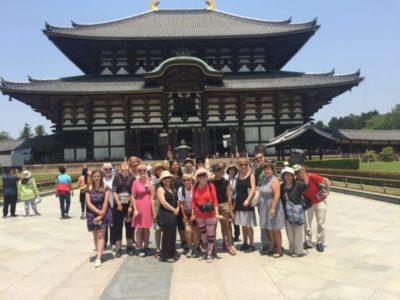 temple-Nara 17 group