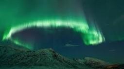 Aurora at Yggdrailtnet