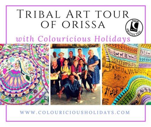 Colouricious holidays Orissa