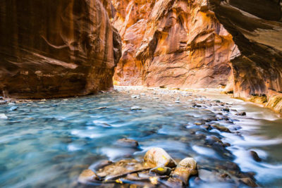 Zion National Park Fall Landscape Workshop