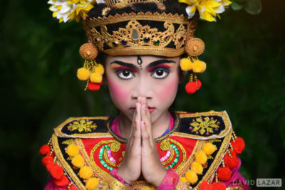 Bali dancer by David Lazar with Luminous Journeys photo tours