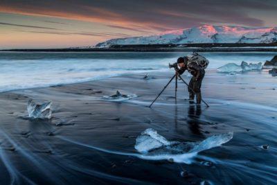 Arctic Exposure Aurora Borealis & Ice Cave Photo Workshop