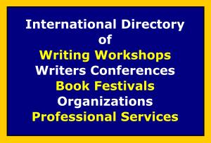 International Directory of Writing Workshops, Writers